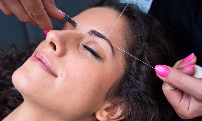 SEVA - Riverdale, NJ - SEVA BROWzThreading - Riverdale, NJ: Brow and Upper Lip or Full Face Threading at SEVA - Riverdale, NJ (Up to 55% Off)