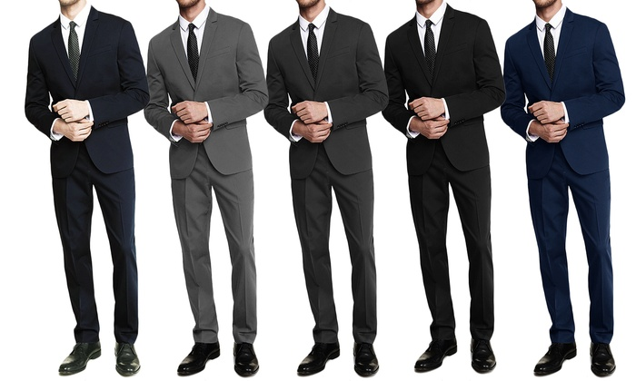 Felini Men's Suits (2-Piece) | Groupon Goods