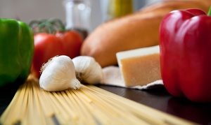 Byob italian cooking Class For One, Two, Or Four At Trattoria Bel Paese Cooking Academy (up To 58% Off)