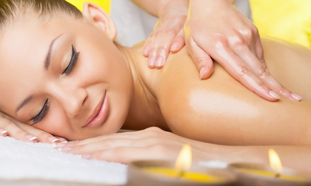 One or Three Custom Massages at Bliss Unisex Day Spa (Up to 59% Off)