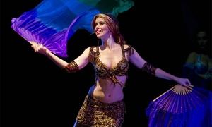 Escuela Irene Aivar de Danzas del Oriente: 1 o 3 meses de clases de danza del vientre, bollywood o danza del vientre fusión flamenca desde 14,95 €