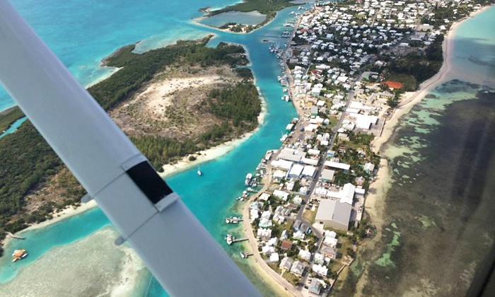 Beach Aviation - St. Pete / Clearwater International Airport (KPIE): Learn How to Fly Air and Ground Lesson, with Option to Bring a Friend from Beach Aviation (Up to 58% Off)
