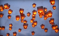 GROUPON: Up to 61% Off Chinese Lanterns Chinese Sky Lanterns