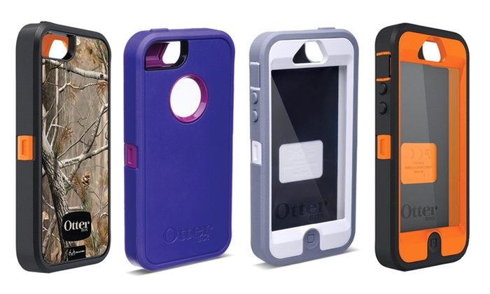 OtterBox Defender Series iPhone 5/5s Case: OtterBox Defender Series iPhone 5/5s Case. Multiple Colors Available. Free Returns.