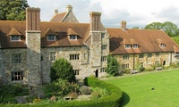 Michelham Priory Entry with Homemade Cake, and Drink for One Adult or Child (Up to 22% Off)