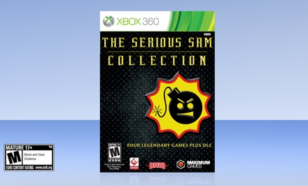 Serious Sam Collection for Xbox 360.