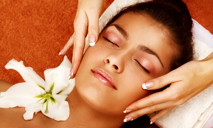 Customized Facial or 60- or 90-Minute Swedish Massage at D Nicole Salon and Spa (Up to 52% Off)