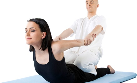 One or Two Reposturing-Massage Sessions from Aaron Parnell, Phyziquest (Up to 76% Off)