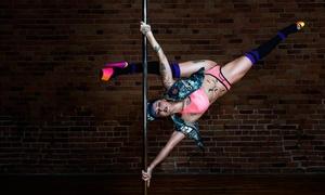 Alternative Fitness: 5 ou 10 cours de danse de poteau chez Alternative Fitness (jusqu'à 60 % de rabais)