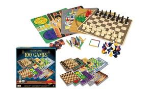 Coffret de 100 jeux classiques