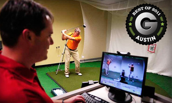 GolfTEC - Gateway: $69 for a Private, One-Hour Swing Evaluation Including Online Improvement Plan at GolfTEC ($165 Value)