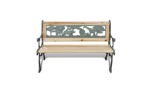 Stunning Garden Benches  Groupon Goods With Heavenly Patterned Bronze Finish Iron Frame  With Beautiful Garden Sprinkler Installation Also Paris Rodin Sculpture Garden In Addition Ruxley Garden Centre Jobs And Old Westbury Gardens Map As Well As Garden Sprayer Argos Additionally Garden Clinic Slough Opening Times From Grouponcouk With   Heavenly Garden Benches  Groupon Goods With Beautiful Patterned Bronze Finish Iron Frame  And Stunning Garden Sprinkler Installation Also Paris Rodin Sculpture Garden In Addition Ruxley Garden Centre Jobs From Grouponcouk