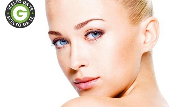 Cyterea Estetica - CYTEREA ESTETICA: 3 o 5 trattamenti viso con peeling e massaggio da 34 € invece di 285