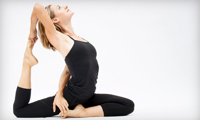 We Yogis - Greenway Park: 3 Kids' or 10 Adult Yoga Classes at We Yogis (Up to 76% Off)