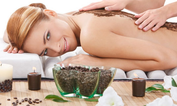 Relax and Wax - Northeast Cobb: One or Two 60-Minute Body Scrub Sessions at Relax and Wax (Up to 57% Off)