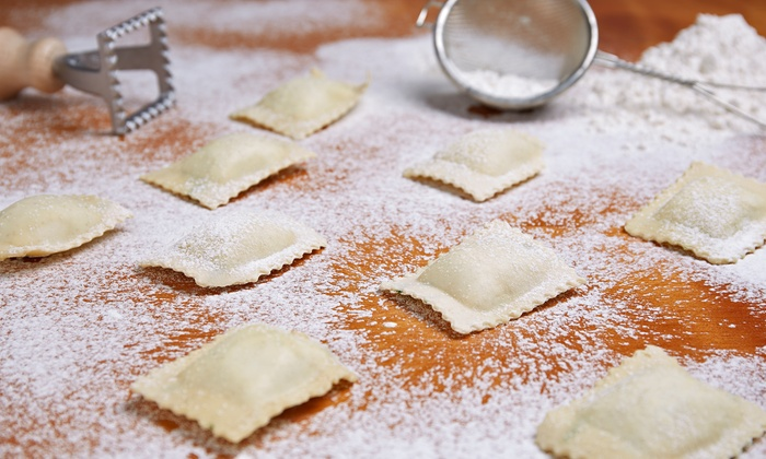 The Local Epicurean - Heartside-Downtown Grand Rapids: $79 for a Seasonal Ravioli Class for Two and $25 Store Credit at The Local Epicurean ($163 Value)