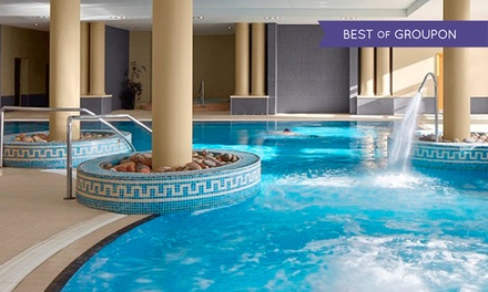 Sligo: 1 or 2 Nights for Two with Breakfast, Late CheckOut Plus Spa and Dinner Credit at the Radisson Blu Sligo