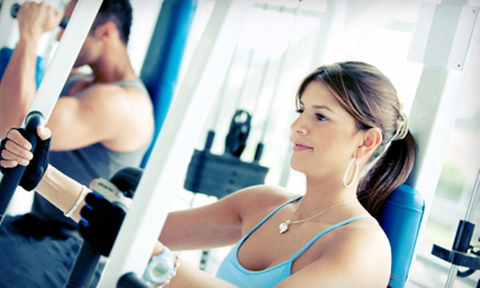 Just Fitness 4 U Jacksonville - Multiple Locations: Fitness Evaluation and One- or Three-Month Membership at Just Fitness 4 U Jacksonville (Up to 67% Off)