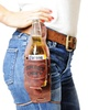 Cowboy Kuzy Leather Beer Holster