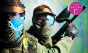 Tactical Ops Paintball: 3.5-Hour Paintball Experience for One ($15), Five ($49) or Ten People ($89) at Tactical Ops Paintball (Up to $700 Value)