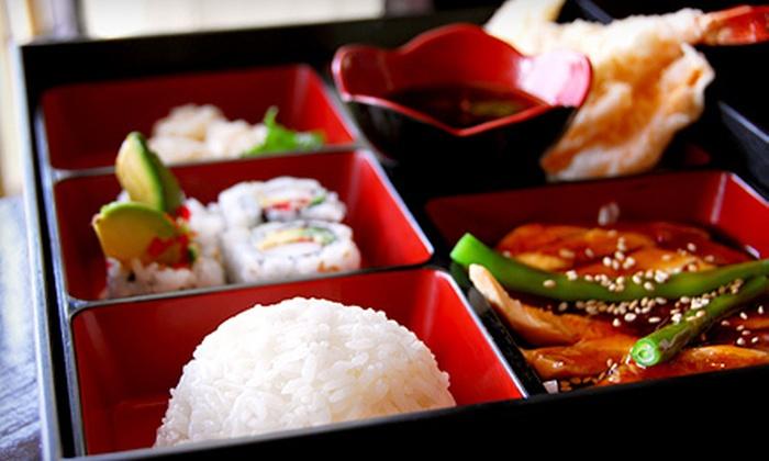 Ume No Hana II - Twin Oaks: $12 for $25 Worth of Asian Cuisine at Ume No Hana II in Levittown