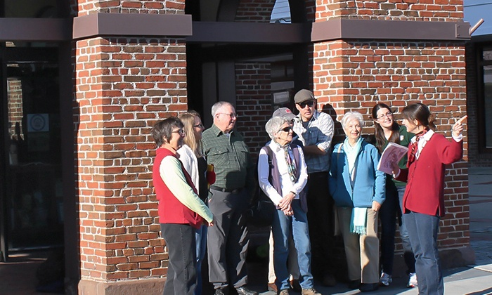 Newport History Tours - Brick Market: $15 for Golden to Gilded or Discover Colonial Newport Tour for 2 from Newport History Tours ($30 Value)