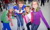 SDIA, Inc. - San Diego Ice Arena: $20 for a Public Skating Session for Four with Skate Rentals at San Diego Ice Arena (Up to $48 Value)