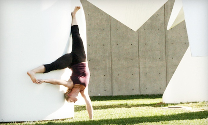 Core Essence Yoga - Lower East Side: Flying Yoga or Other Class