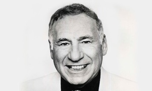 "Mel Brooks: Mel Brooks: ""Blazing Saddles"" Screening and Live Discussion and Q&A on October 15 at 7:30 p.m."