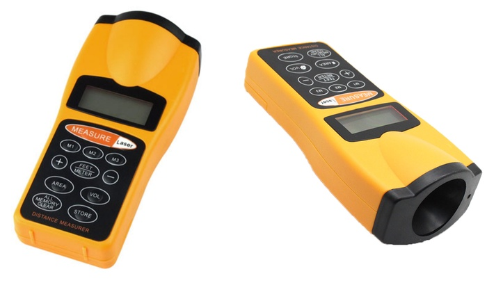 Laser Distance Measuring Tool