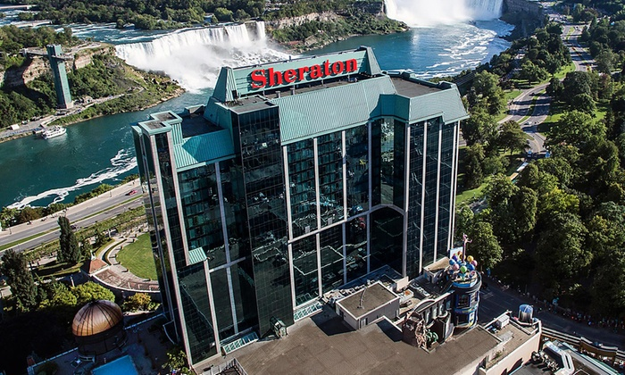 4-Star Sheraton Across from Niagara Falls
