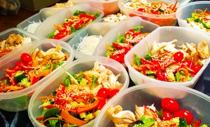 KBR Lifestyles: $149 for 5 Days of Fully Prepped Meals  fromKBR Lifestyles($250 value)