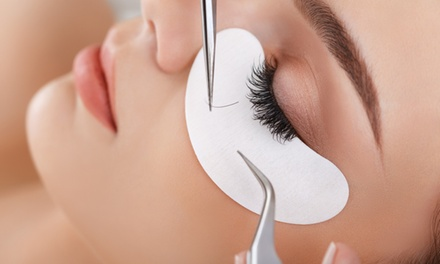 Full Set of Eyelash Extensions at Lace Lash Studio (33% Off)