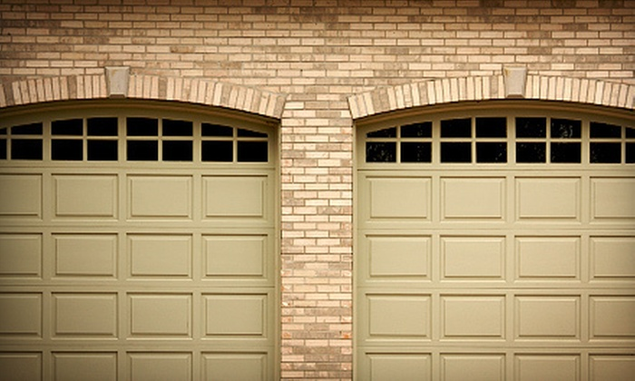 Garage Doors & More of the Piedmont - Charlotte: Tune-Up for One or Two Garage Doors from Garage Doors & More of the Piedmont (Up to 70% Off)