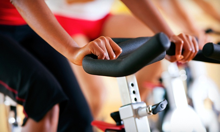 Gunz Fitness - Liberty: 6 or 21 Spinning Classes at Gunz Fitness in West Chester (Up to 77% Off)