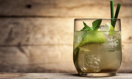 Gin-Tasting und Mixtraining