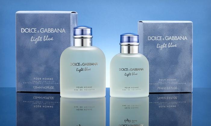 c15d266579da Up to 28% Off Dolce   Gabbana Light Blue for Men