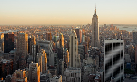 Stay at Days Hotel New York City-Broadway on Manhattan's Upper West Side, with Dates into July