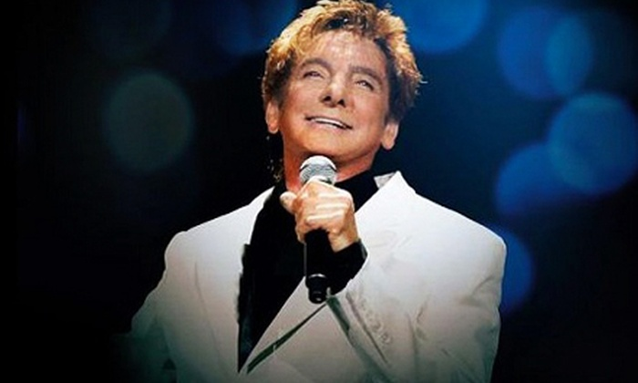 Barry Manilow: Manilow On Broadway - Allen County War Memorial Coliseum: Barry Manilow Concert at the Allen County War Memorial Coliseum on April 18 at 7:30 p.m. (Up to 63% Off)