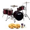 ddrum Journeyman 5-Piece Drum Sets