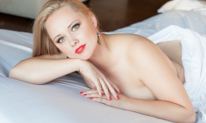Kimberly Meadows Photography - Kimberly Meadows Photography: $92 for $600 Worth of a Boudoir Photo Session at Kimberly Meadows Photography