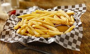 Fritt's Buddy: Belgijskie frytki z dowolnym sosem (8,99 zł) i napojami (13,99 zł) dla 2 osób oraz więcej we Fritt's Buddy (do -39%)