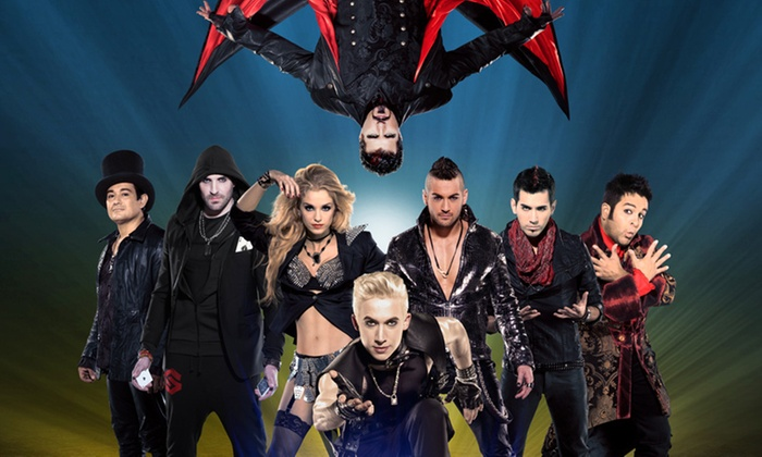 Criss Angel Presents The Supernaturalists - Von Braun Center: Criss Angel Presents The Supernaturalists on Friday, October 23, at 8 p.m. or Saturday, October 24, at 2 p.m. or 8 p.m.