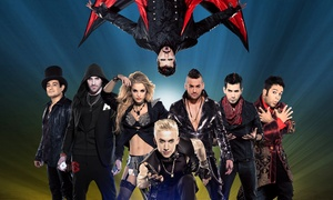 Criss Angel Presents The Supernaturalists: Criss Angel Presents The Supernaturalists on September 22–23 at 8 p.m.