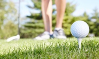 18 Holes of Golf Plus Sausage and Chips for Two or Four at Tredegar Park Golf Club (Up to 54% Off)