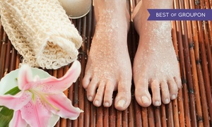 Ageless Day Spa: One or Three Infrared Body Wraps or One Wrap with Scrub or Peel at Ageless Ascension Day Spa (Up to 77% Off)