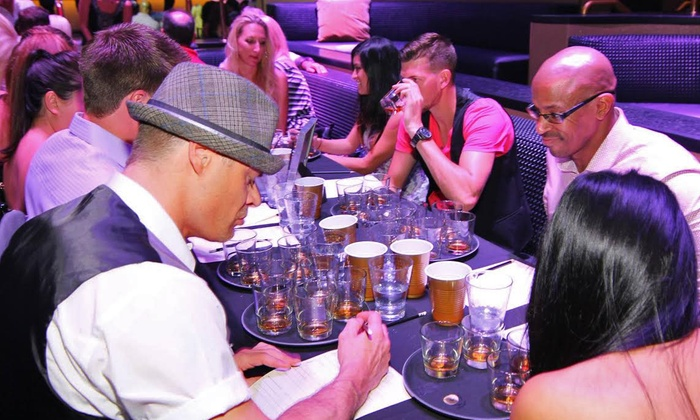 SIP Awards - Newport Beach: SIP Awards Spirit-Tasting Event for One or Two on May 31st (Up to 73% Off)
