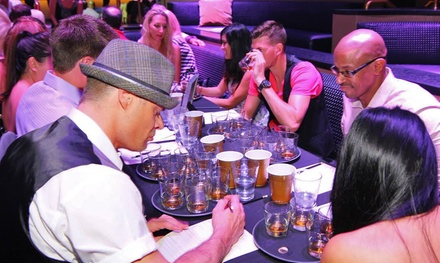 SIP Awards Spirit-Tasting Event for One or Two on May 31st (Up to 73% Off)