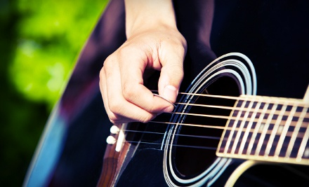 Three or Six 30-Minute Private Music Lessons at Huntington Bay Music (Up to 56% Off)