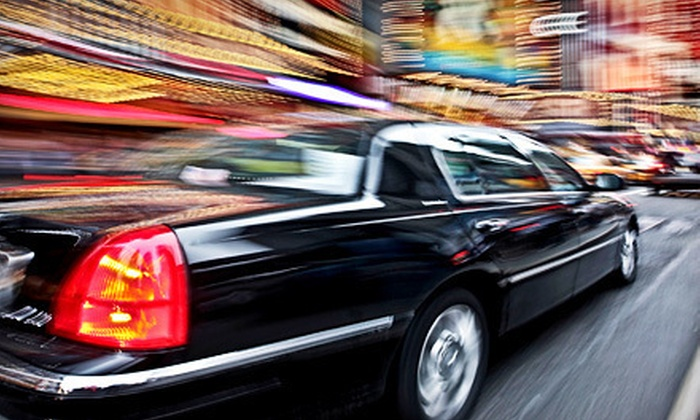 Prince Towncar & Transportation Service - Downtown Oklahoma City: $79 for Three Hours of Town Car Service from Prince Towncar & Transportation Service ($165 Value)